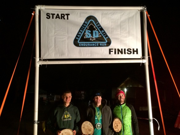 With Gabe Wishnie (3rd) and solo division champ, Ben Bucklin. Photo Credit:  Scott Mills